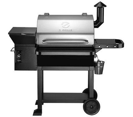 10002E Pellet Grill With Ash Cleanout System