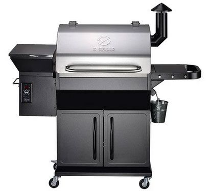 1000E Pellet Grill With Ash Cleanout System