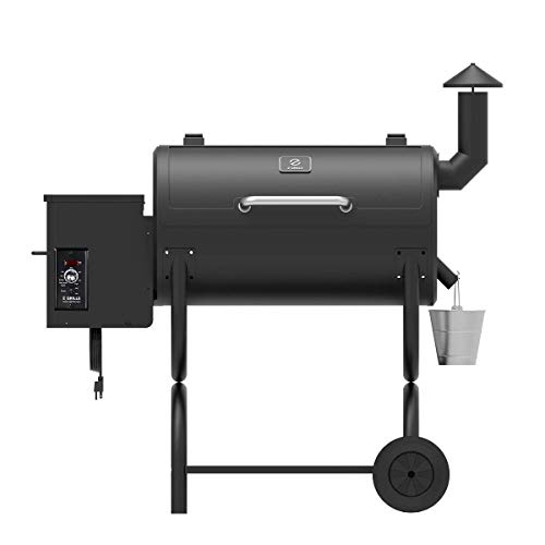 Z Grills Pellet Grill Pro 7 In 1 Electric Wood Pellet